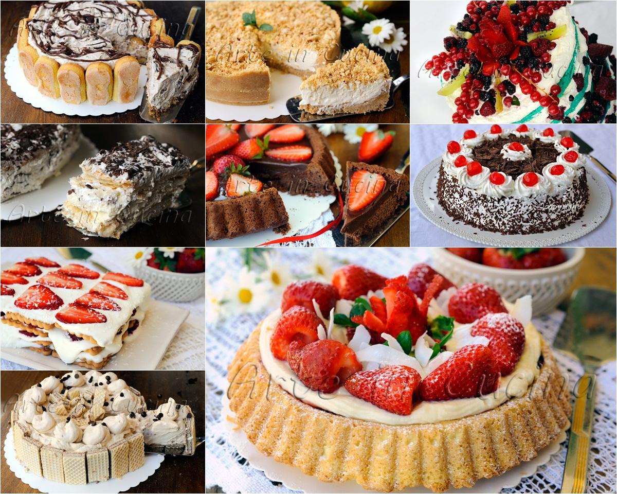 Favoloso Ricette dolci per la festa della mamma facili | Arte in Cucina RT37