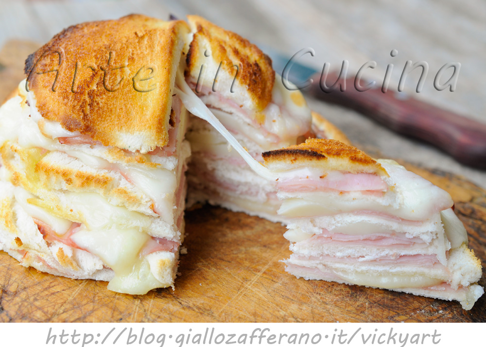Amato Zuccotto salato con pancarre farcito per feste | Arte in Cucina VU72