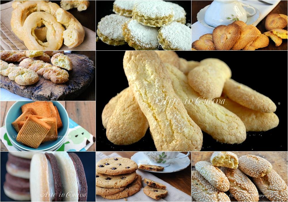 Amato Biscotti per colazione facili e buoni | Arte in Cucina WX73