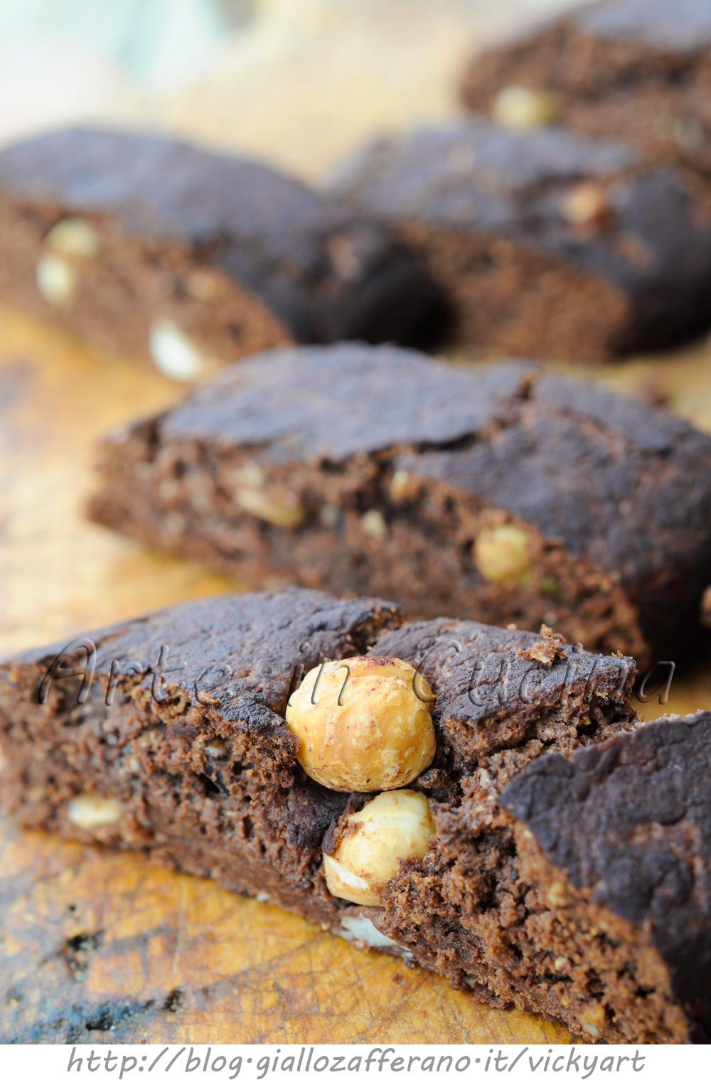 Biscotti leggeri al cacao e nocciole veloci vickyart arte in cucina