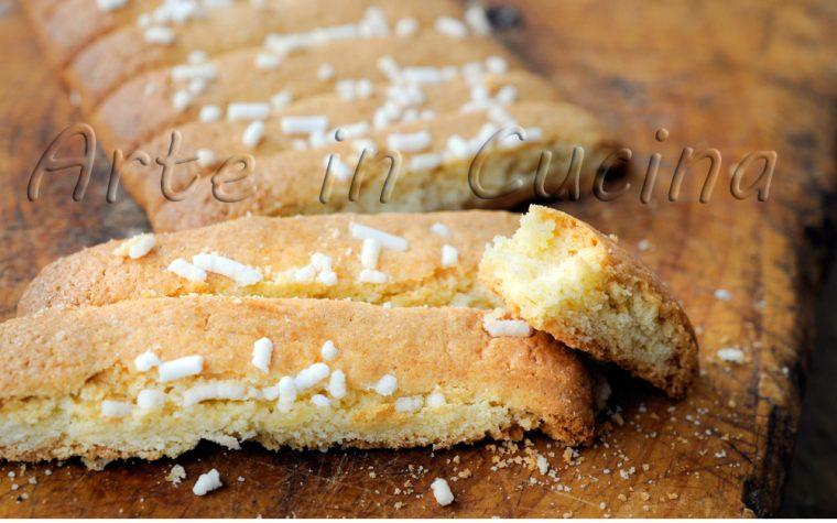 Biscotti al riso facili e veloci