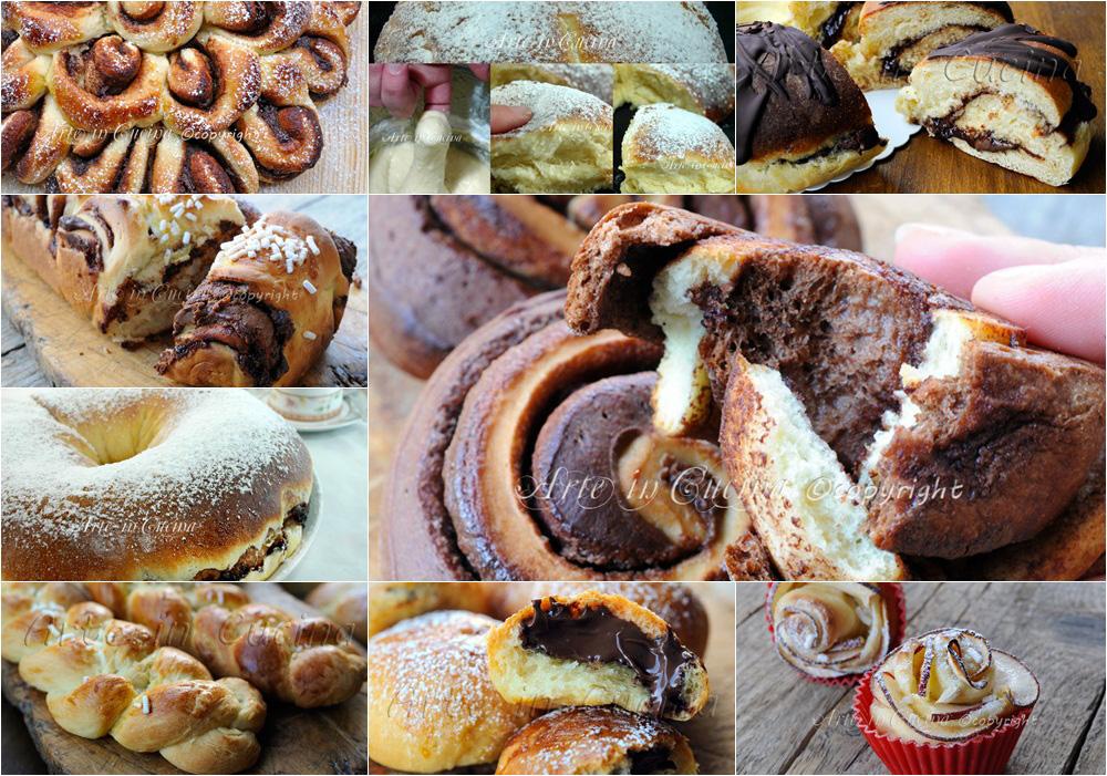 Brioche e pan brioche soffici e facili vickyart arte in cucina