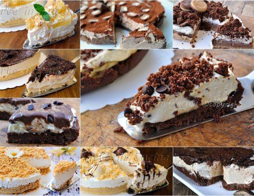Cheesecake fredde senza cottura facili e veloci