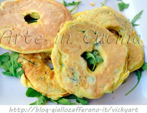 Ciambelle di zucchine e patate sfiziose e veloci