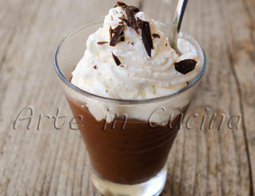 Coppa Malu al caffe dolce al cucchiaio