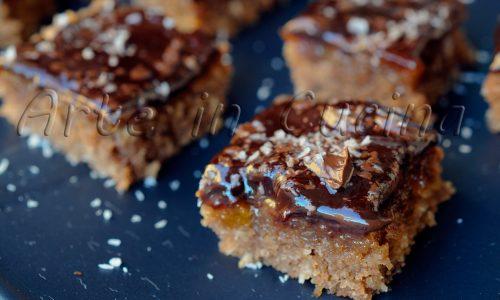 Pasticcini al cioccolato e cocco facili e veloci