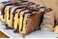 Mattonella di pavesini al cioccolato e mascarpone