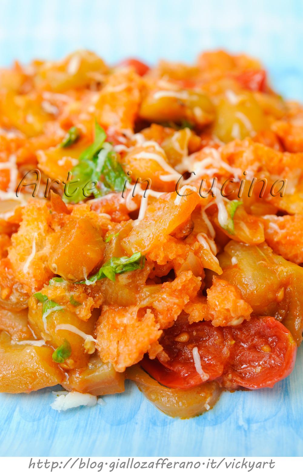 Melanzane con mollica ricetta calabrese vickyart arte in cucina