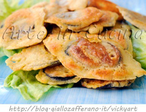 Melanzane in pastella ricetta facile