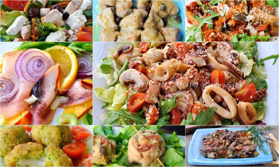 Menu estivo pranzo cena ricette facili 1 arte in cucina for Ricette facili cucina