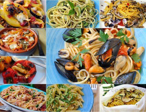 Primi piatti estivi facili veloci e sfiziosi