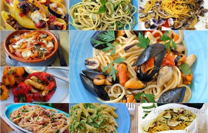 Menù Estivo Pranzo E Cena  Arte in Cucina