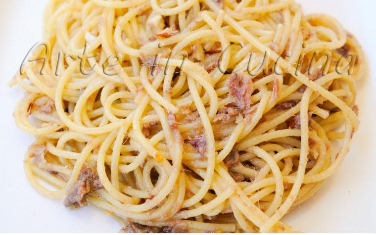 Spaghetti all'ammiraglia ricetta veloce
