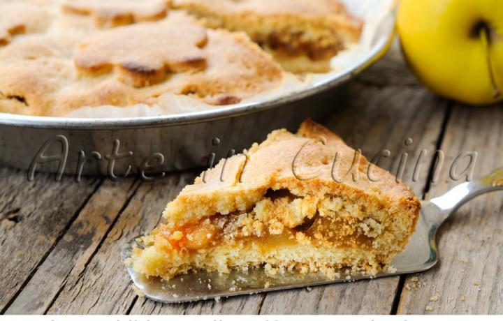 Torta di mele vecchio stile ricetta facile