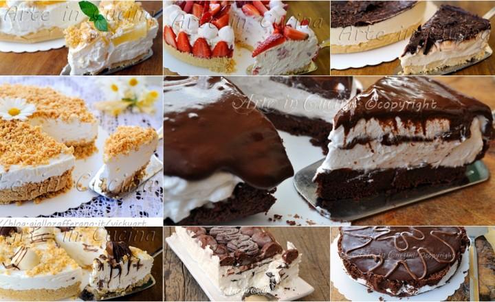 Torte fredde senza forno ricette facili