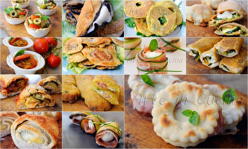 Antipasti sfiziosi per ferragosto ricette semplici arte for In cucina ricette