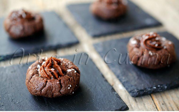 Biscotti senza cottura  nutella e cocco ricetta veloce