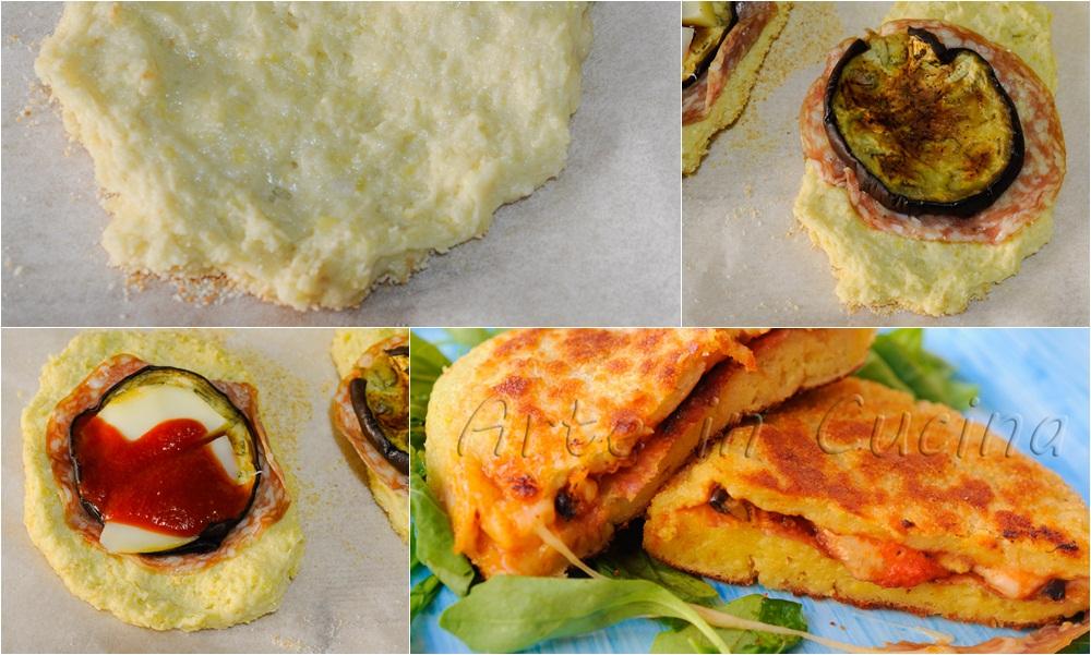 Cordon bleu con melanzane alla parmigiana ricetta facile vickyart arte in cucina