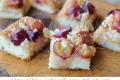 Croccante con ciliegie mandorle e nocciole veloce