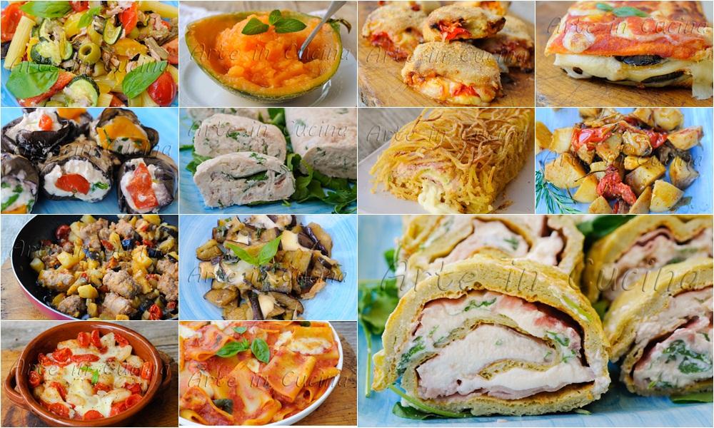 Menu per ferragosto pranzo ricette facili estive arte in for In cucina ricette
