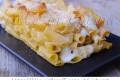 Polpettone di pasta con formaggio e besciamella