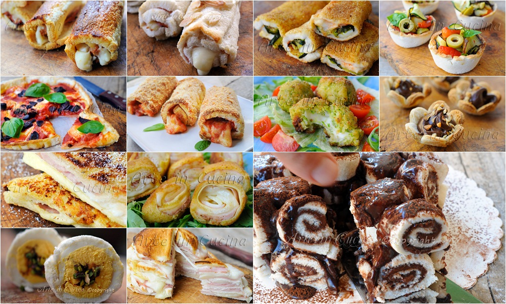 Ricette con pancarr facili e veloci salate e dolci for Ricette dolci facili e veloci