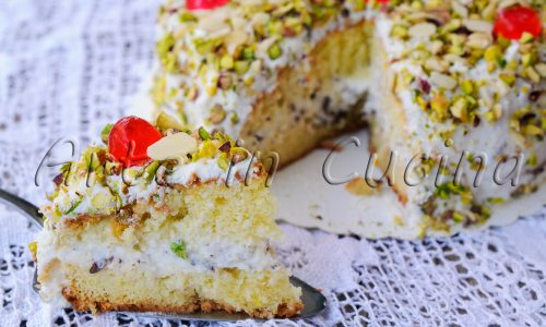 Torta Fedora alla ricotta ricetta siciliana