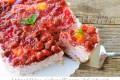Torta fredda alle albicocche e marmellata ricetta facile