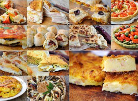 Ricette sfiziose arte in cucina part 3 for Torte salate facili