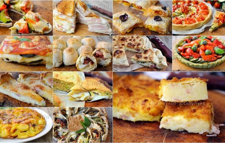 Torte salate per ferragosto ricette facili