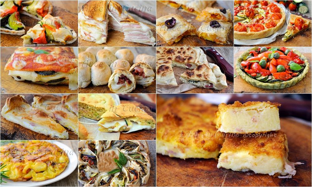 Torte salate per ferragosto ricette facili for Ricette torte salate