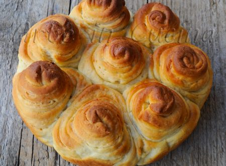 Brioche turca sfogliata ricetta facile torta dolce