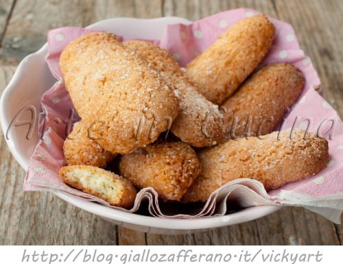 Savoiardi della nonna biscotti calabresi