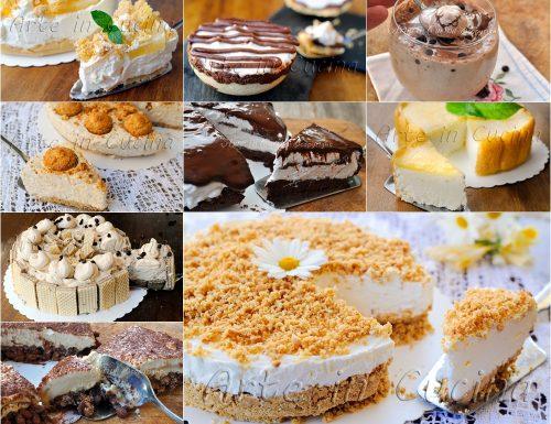 Torte e dolci facili per ferragosto ricette estive