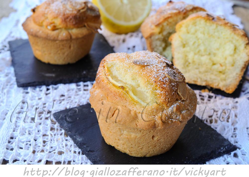 Tortine con guscio di frolla ripiene di impasto al limone vickyart arte in cucina