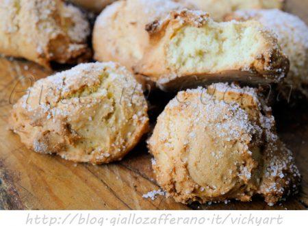 Biscotti abruzzesi rimbizze ricetta veloce