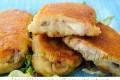 Cannoli di patate con funghi e prosciutto ricetta sfiziosa