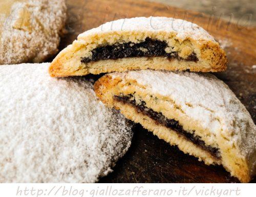 Cassatelle di Agira ricetta dolci siciliani