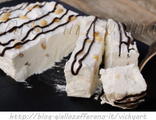 Mattonella livornese con pinoli ricetta facile