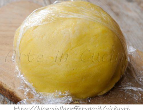Pasta frolla ricetta base per crostate e biscotti