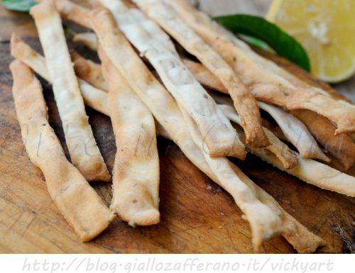 Stuzzichini sfiziosi al rosmarino ricetta veloce