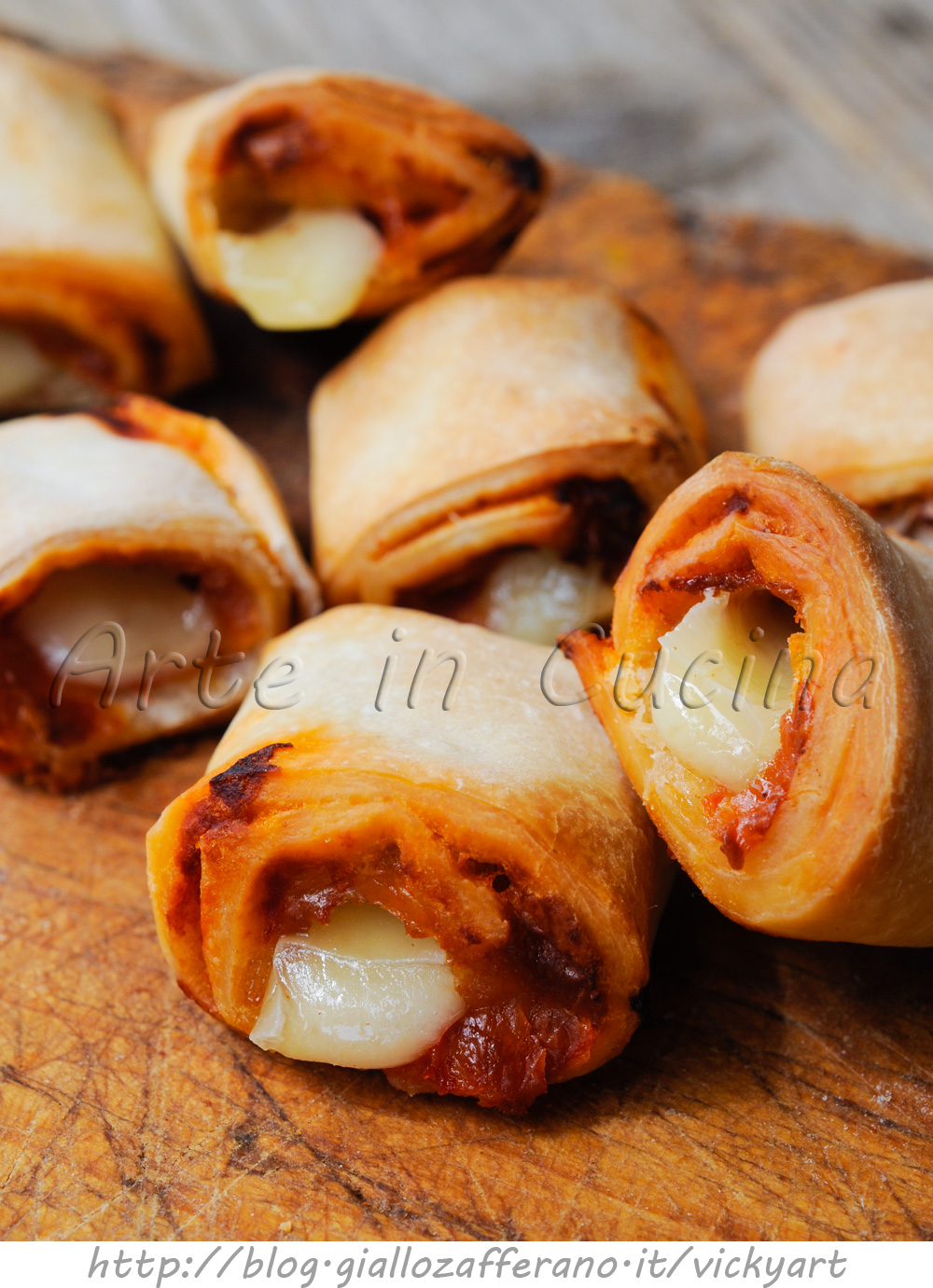 Stuzzichini veloci gusto pizza ricetta senza lievito vickyart arte in cucina