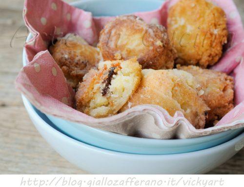Frittelle dolci al cocco ricetta veloce