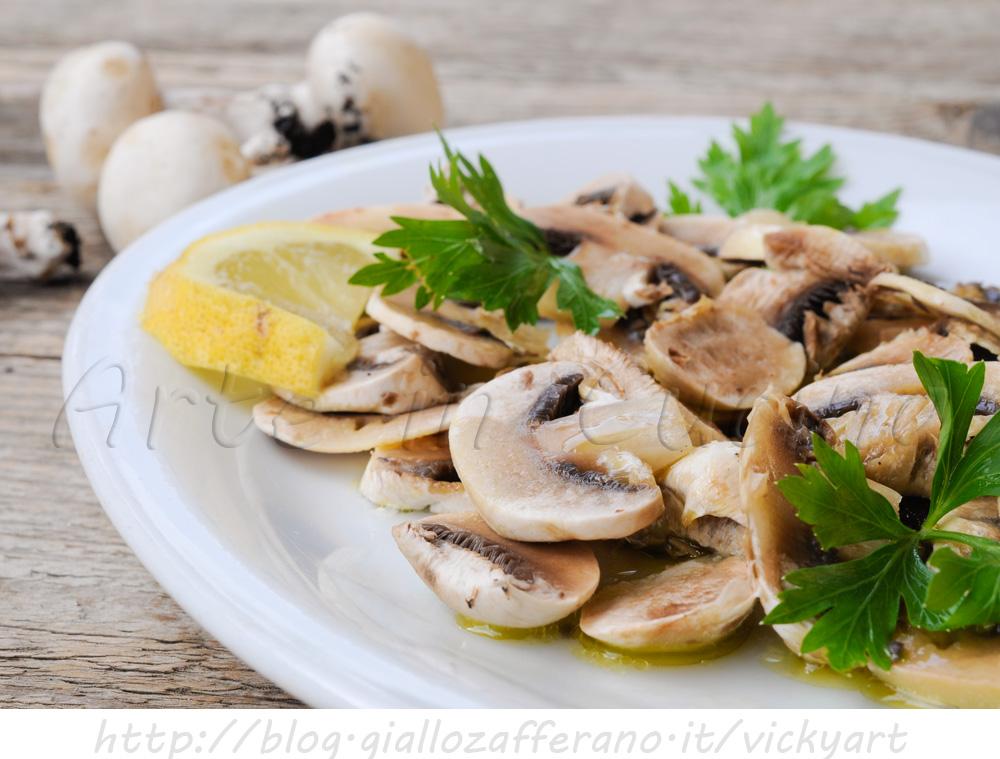 Ricette facili funghi