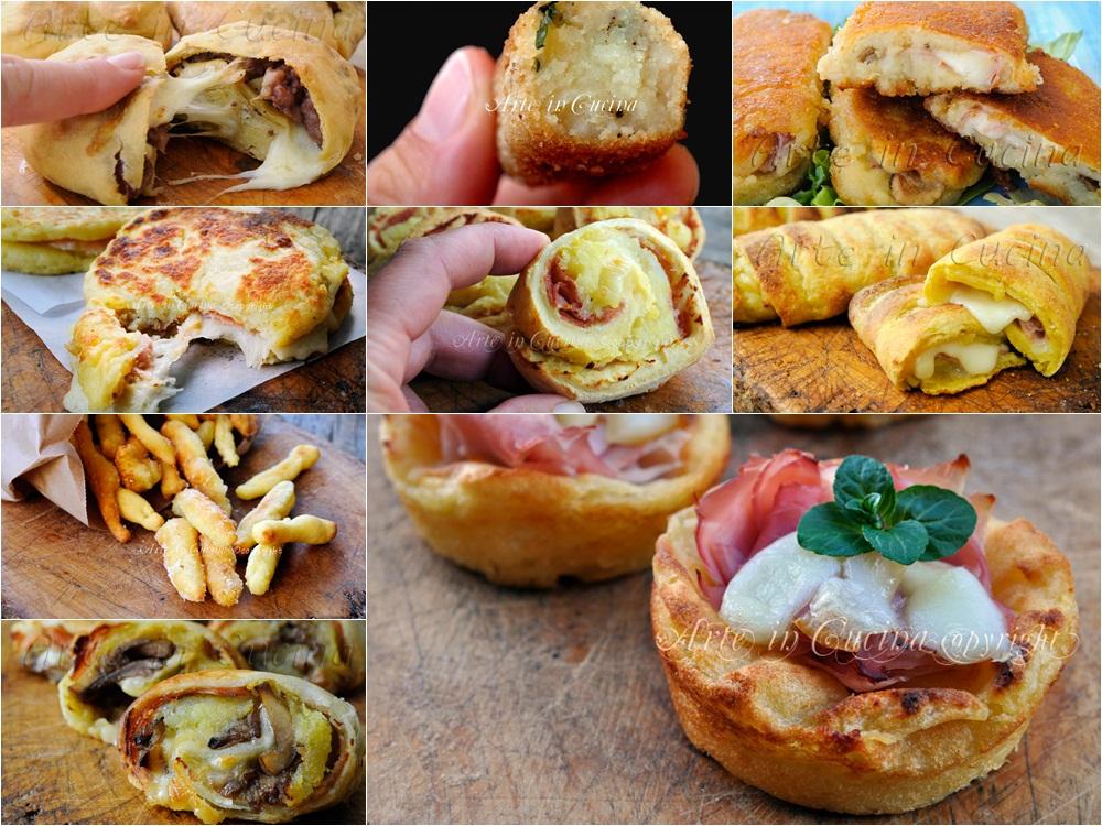 Estremamente Ricette sfiziose con patate facili raccolta | Arte in Cucina HS05
