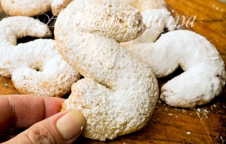 Squisiti ragusani ricetta biscotti S