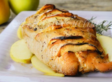 Tacchino alle mele ricetta facile e veloce