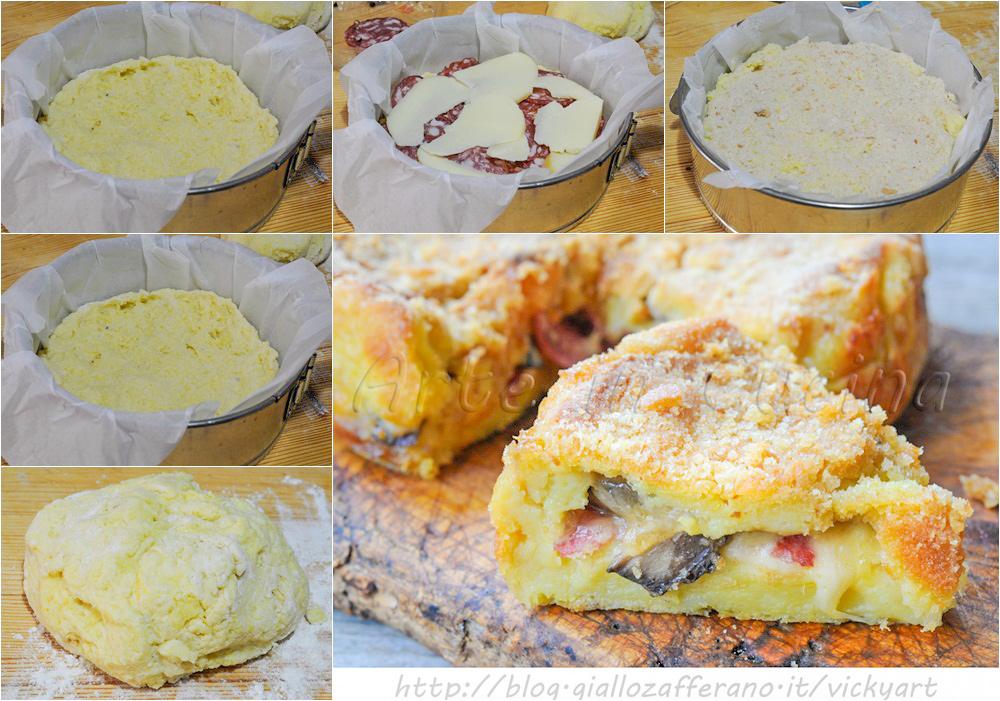 Patate alla carbonara in padella ricetta contorno vickyart arte in cucina