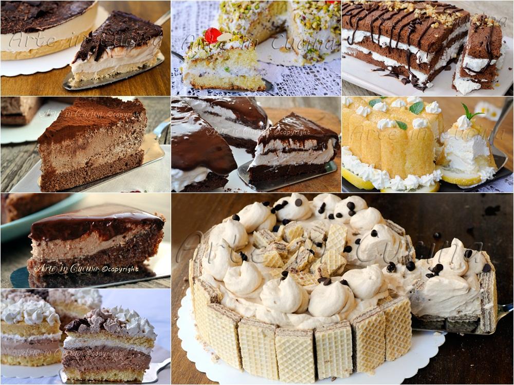 Torte della domenica ricette dolci facili for Arte delle torte clementoni