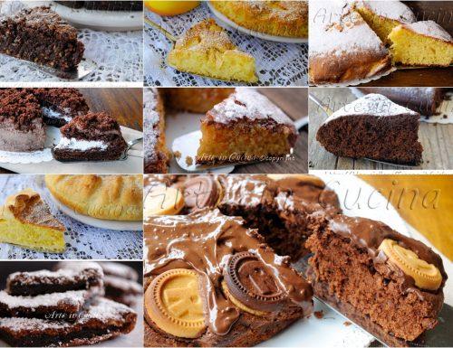 Torte facili ricette dolci semplici e veloci